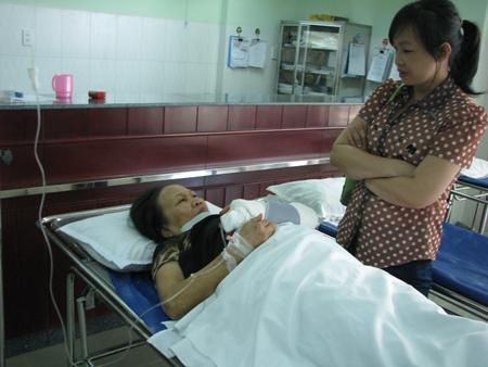 Tai nạn kinh hoàng vụ xe khách Mai Linh qua lời kể của nạn nhân 5