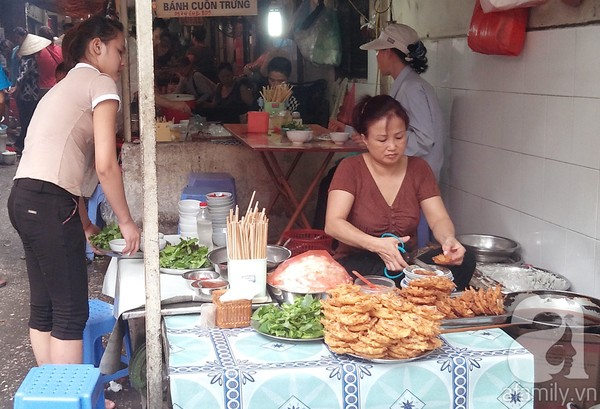 Khám phá những món ngon mà rẻ tại ngõ Đồng Xuân 13