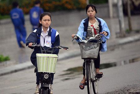 Người Hà Nội ngày đầu mặc áo rét 2