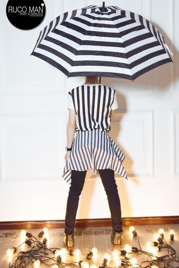 Biến hóa cho thời trang nam trong hè 2013 5