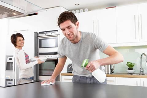 Tẩy vết bẩn bằng nguyên liệu nhà bếp 1