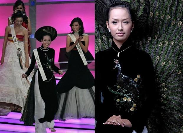 Những sự cố đáng tiếc của các người đẹp Việt trên đấu trường quốc tế 4