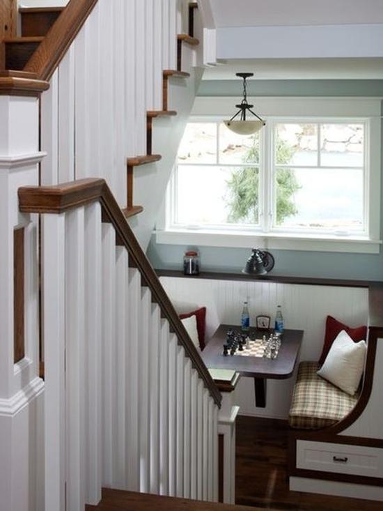 Những gợi ý tuyệt vời giúp tận dụng chiếu nghỉ cầu thang 4
