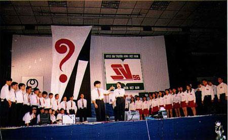 Những gameshow truyền hình Việt đáng nhớ một thời 1