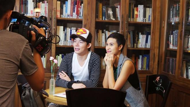Nathan Lee và Phương Mai công khai yêu nhau trên truyền hình 3