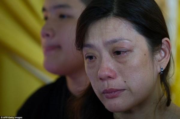 Đẫm nước mắt tang lễ 2 phi công vụ MH17 11