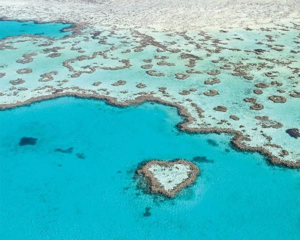 Những hòn đảo hình trái tim tuyệt đẹp trên thế giới 6