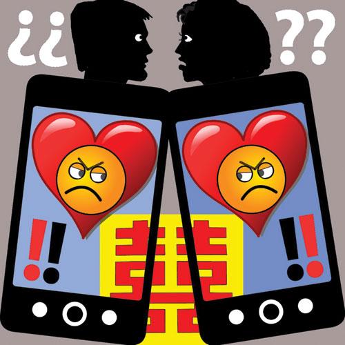 Giá mà vợ chồng không nhầm điện thoại 2
