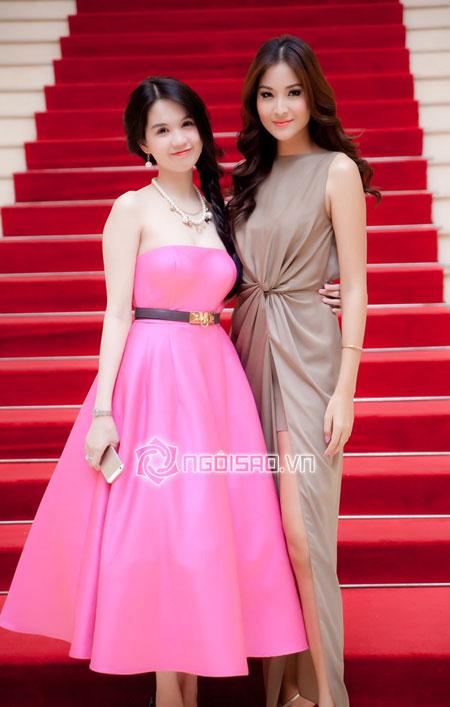 Ngọc Trinh hàng hiệu dát đầy mình vẫn lép vế trước hoa hậu hoàn vũ Thái Lan 15