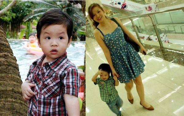 Ngắm quá trình lớn lên của các nhóc tì Sao Việt 17