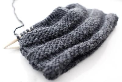 Hướng dẫn đan khăn ống cho chàng diện mùa đông 3