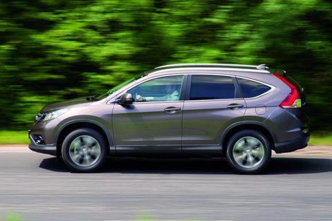 Honda sắp ra mắt CR-V siêu tiết kiệm nhiên liệu 3