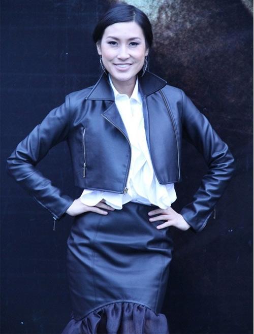 Bàng hoàng gu thời trang kỳ quặc của sao Việt 9
