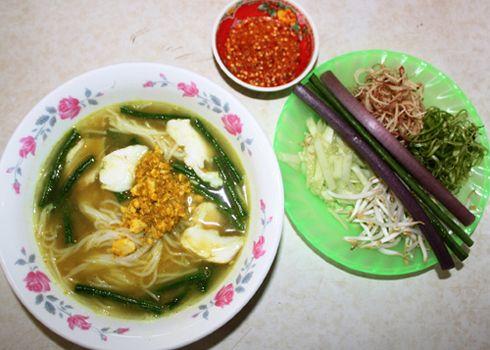 Những quán bún cá ngon ở Sài Gòn 8