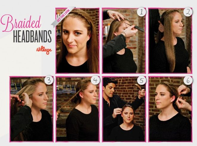 6 style tóc đẹp mà đơn giản cho bạn gái 6