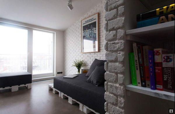 Ngắm căn hộ hiện đại với gam màu đen trắng 3
