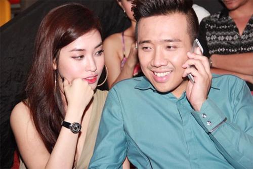 MC Trấn Thành: Đàn ông có tiền, phải yêu... hot girl! 1