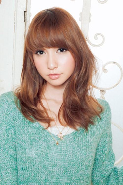 4 style cho nàng tóc mỏng 14