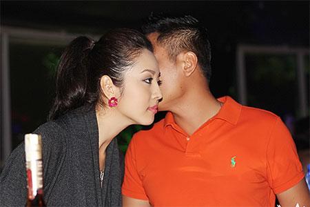 Ảnh hiếm của vợ chồng Jennifer Phạm 3