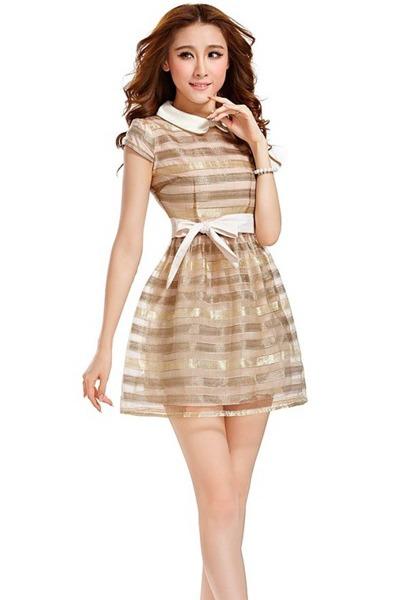 Phong cách cổ điển cho cô nàng thời trang 1