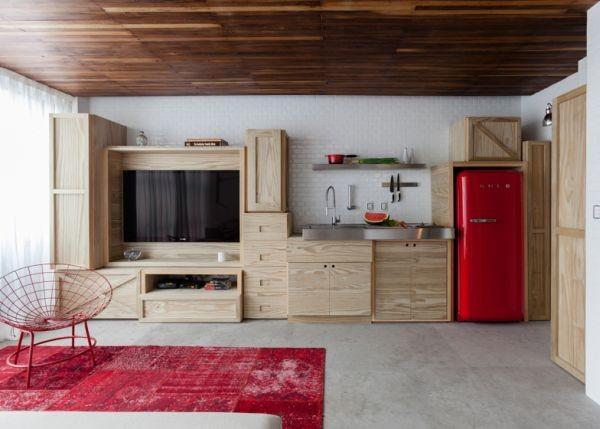 Ngắm căn hộ 25m² tuyệt vời trong từng chi tiết 2