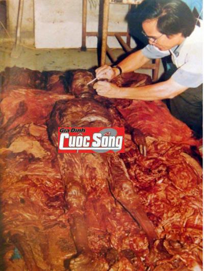 Hé mở những bí ẩn của xác ướp cổ giữa lòng Sài Gòn 2