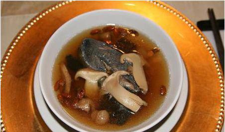 5 món ăn khắc phục chứng loãng tinh 1