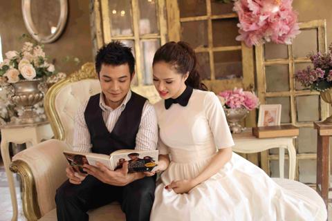Hương Giang chuyển giới xinh như mộng khi làm cô dâu 3