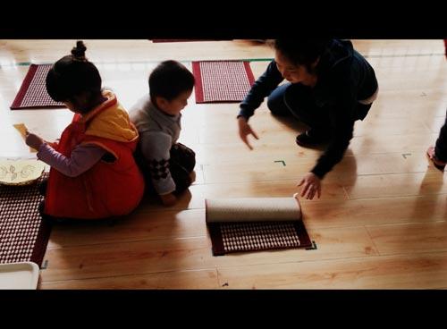 Một ngày tại mẫu giáo ở Bắc Kinh 5