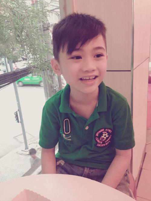 Thời trang sành điệu của nhóc tì nhà sao Việt (2) 5