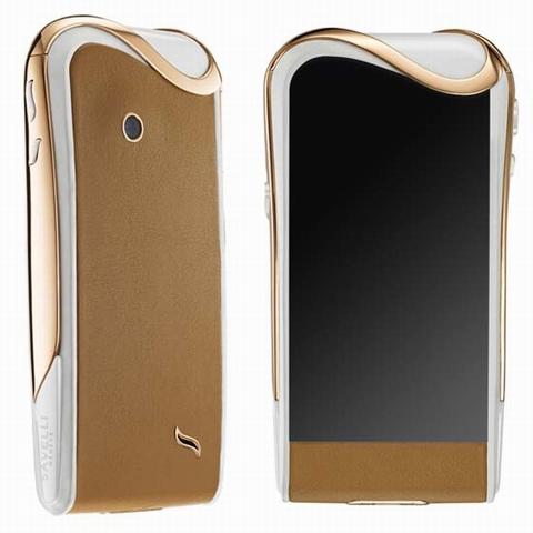 Smartphone nạm kim cương dành riêng cho quý bà 5