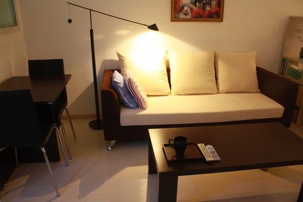 Ngắm căn hộ nhỏ có cách bài trí siêu đơn giản 6