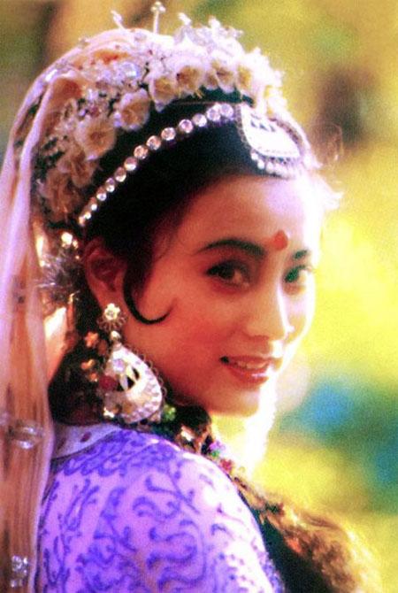 """Gặp lại """"công chúa Thiên Trúc"""" Lý Linh Ngọc của Tây Du Ký 1986 1"""