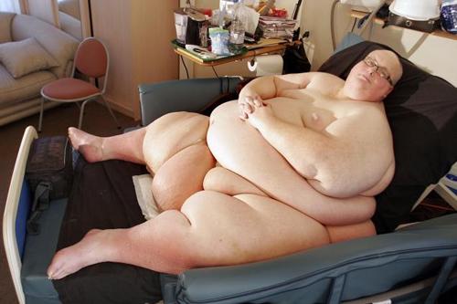 Tình yêu cảm động của người đàn ông béo nhất thế giới 2