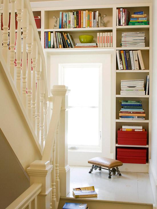 Những gợi ý tuyệt vời giúp tận dụng chiếu nghỉ cầu thang 5