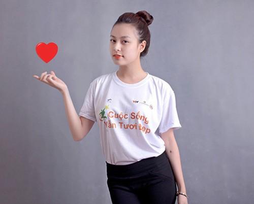Hoàng Thùy Linh càng giản dị càng đẹp 22