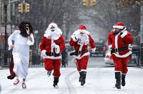 Không khí Giáng sinh nhộn nhịp khắp thế giới 5