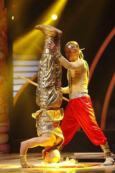 Thí sinh vẽ Thúy Hạnh làm khán giả Got Talent khóc 3