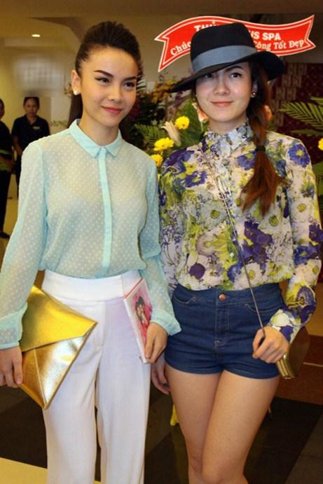 Chân dài Việt lịch lãm với mốt quần ống rộng 5