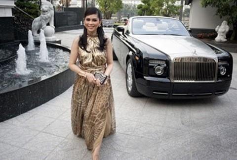 Bộ sưu tập siêu xe của các nữ đại gia Việt 11