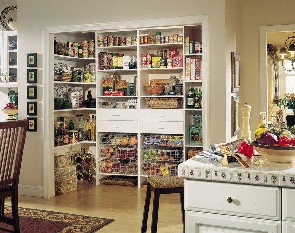 Mẹo sắp xếp tủ lưu trữ thực phẩm ngăn nắp đón Tết 6