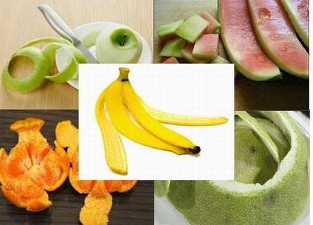 Vỏ trái cây có tác dụng chữa bệnh kỳ diệu 1
