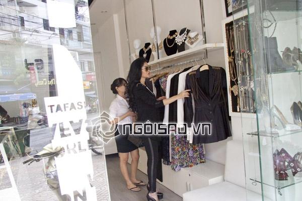 """""""Lộ"""" cửa hàng đồ hiệu triệu đô của Julia Hồ 7"""