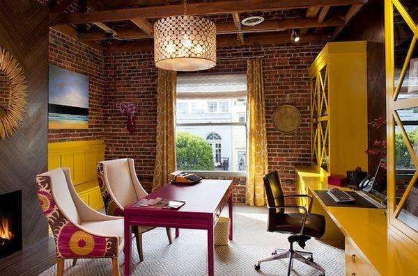 Căn nhà đầy mê hoặc nhờ sắc tím phong lan 8