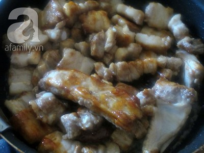 Thịt kho đậu phụ rẻ mà ngon cơm 8