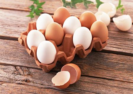 Không để trứng ở cánh cửa tủ lạnh, tại sao? 2