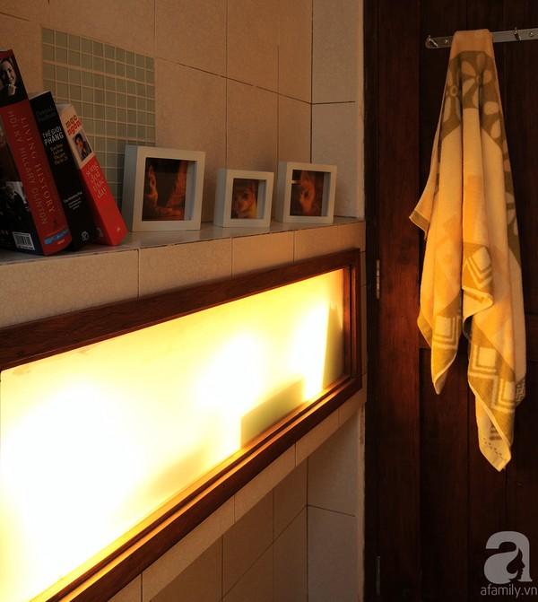 Ngắm căn hộ 22m² sử dụng đồ gỗ tái chế cực chất tại Phú Nhuận 9