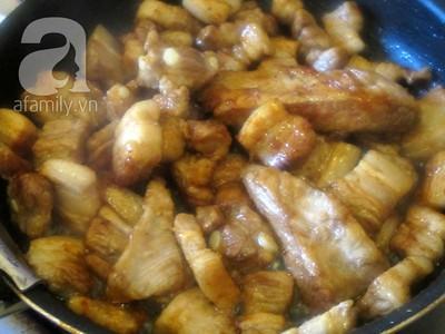 Thịt kho đậu phụ rẻ mà ngon cơm 10