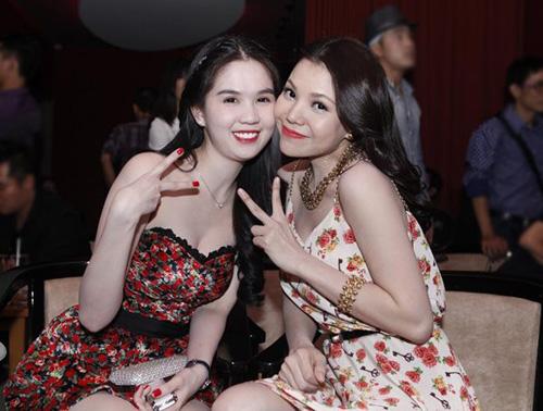 Nhan sắc Ngọc Trinh bất ngờ lu mờ trước hàng loạt mỹ nhân Việt 6