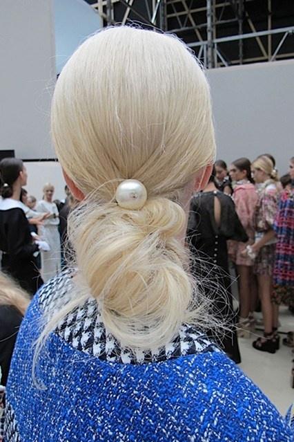 7 kiểu tóc búi, cột quyến rũ cho mùa Hè 2013 21